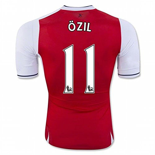 2016 2017 Arsenal '11 Mesut Ozil' Home Jersey