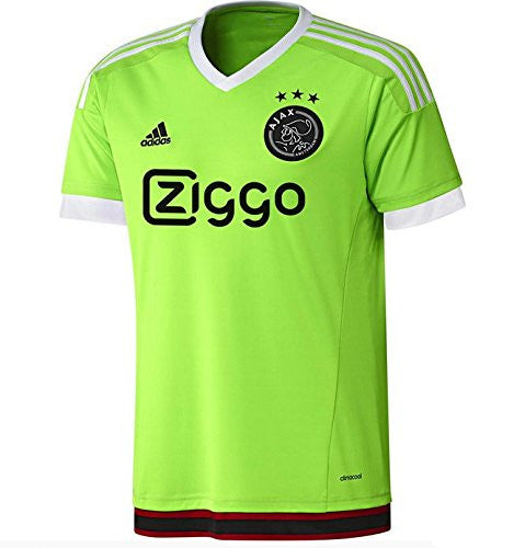 AJAX 2015/2016 Men's Away Shirt, Green