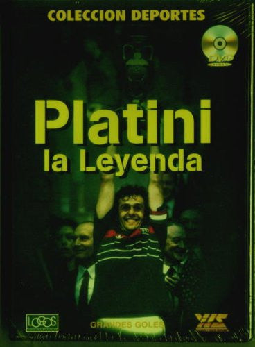 MICHELLE PLATINI FRANCE & JUVENTUS DVD FACTORY SEALED