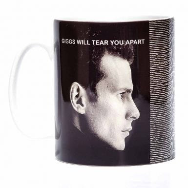 Ryan Giggs Football Legend Mug