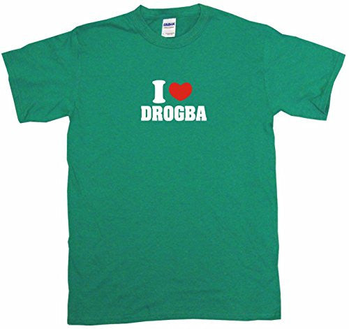 I Heart Love Drogba Little Boy's Kids T-Shirt