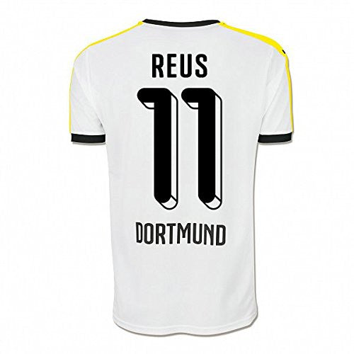2015-16 Dortmund Third Shirt (Reus 11)