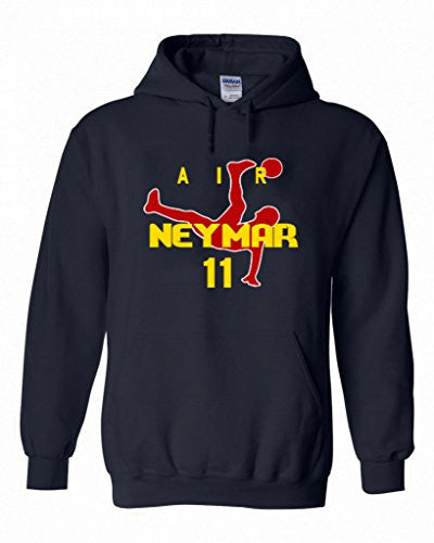 Neymar FC Barcelona Hooded Sweatshirt