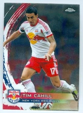 Tim Cahill Trading Card (New York Red Bulls)