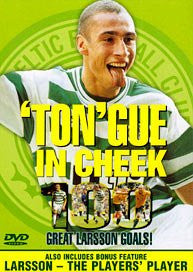 'Ton'gue in Cheek: 100 Great Larsson Goals (Henrik Larsson)