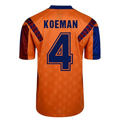 Barcelona 1992 Away Shirt (Koeman 4)