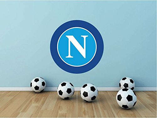 SSC Napoli FC Wall Decor Sticker
