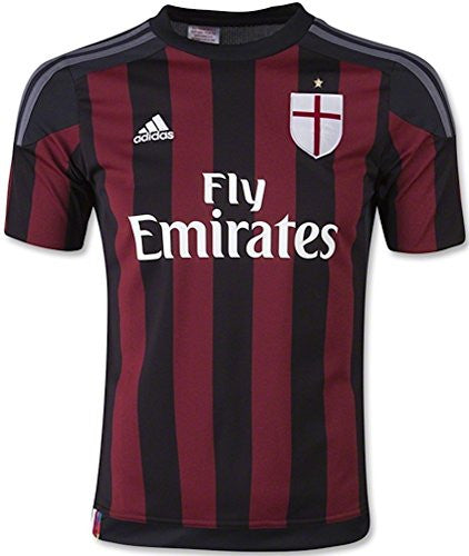 AC Milan Youth 15/16 Home Jersey