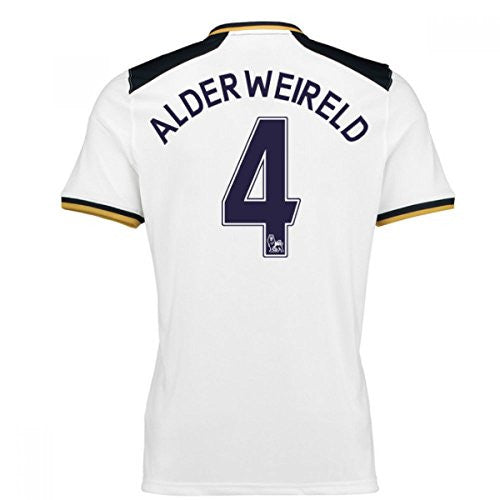 Tottenham Home Shirt (Alderweireld 4) 2016-17