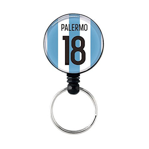 Argentina Home #18 Palermo Retractable Key Ring