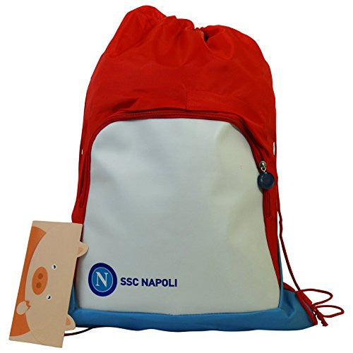 SSC Napoli Drawstring Backpack