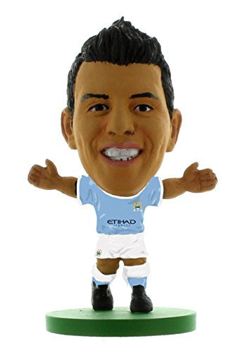 Manchester City Toy Figure Sergio Aguero