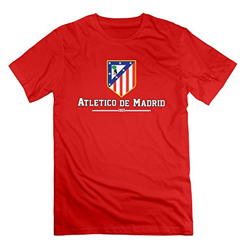 Atletico Madrid Red T-Shirt