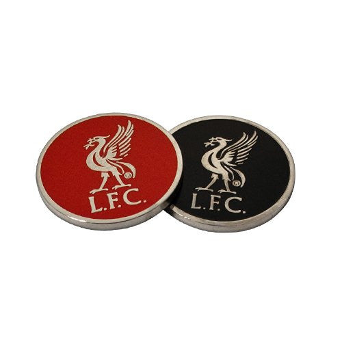 Liverpool Golf Ball Marker