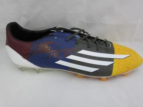 Lionel Messi Signed Football Boots PSA/DNA