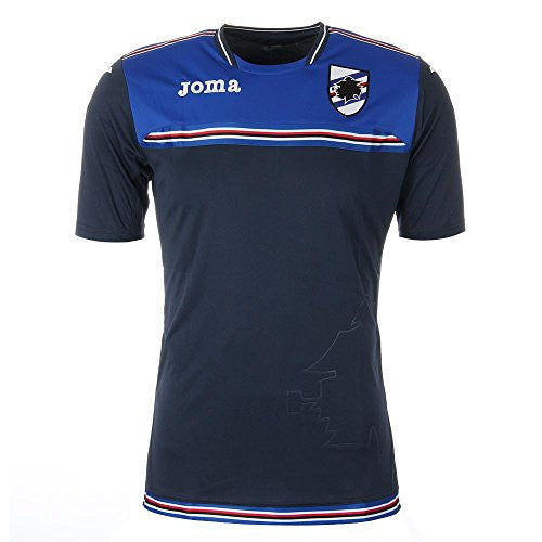 2016-2017 Sampdoria Joma Training Shirt (Navy)