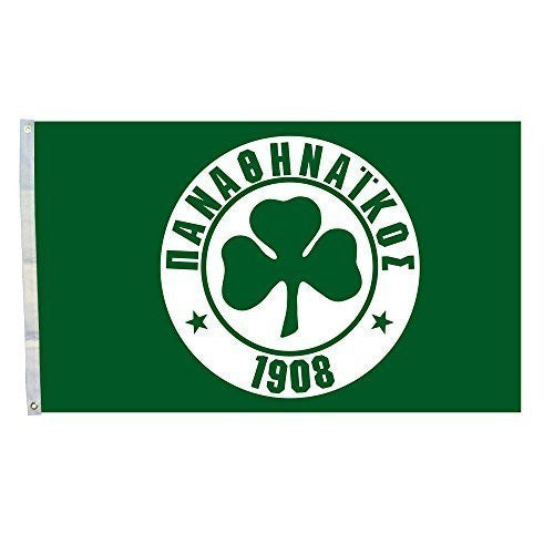 Panathinaikos Athlitikos Omilos Flag 3*5 Foot