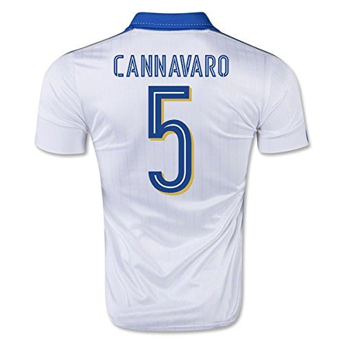 2015-16 Italy Away Shirt (Cannavaro 5)