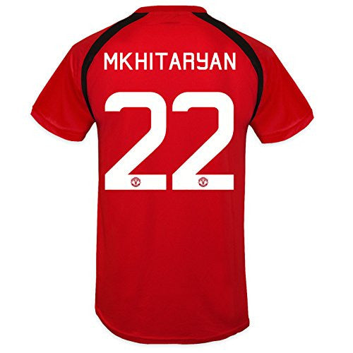 Manchester United FC 'Mkhitaryan 22' Red Training Kit
