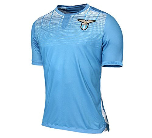 2015-2016 Lazio Home Match #23 Veron Football Jersey