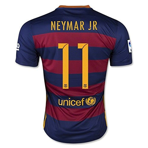 Barcelona Home Shirt (Neymar JR 11) 2015-16