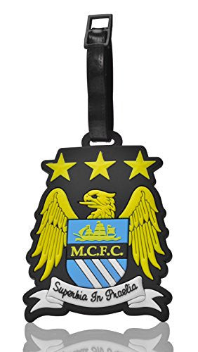 Manchester City Travel Luggage ID