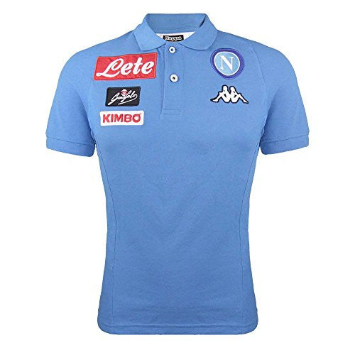 2016-2017 Napoli Cotton Polo Shirt