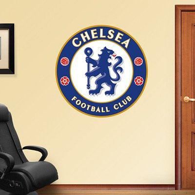 Chelsea FC Wall Decals