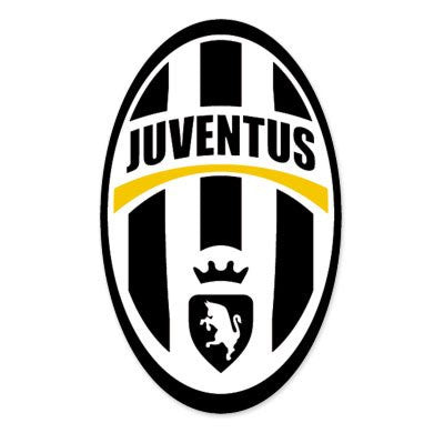 Juventus FC Car Sticker