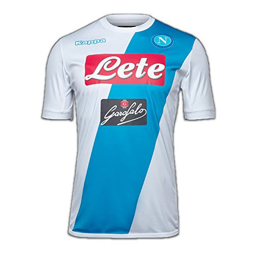 2016-2017 Napoli Kappa Replica Away Shirt (Kids)