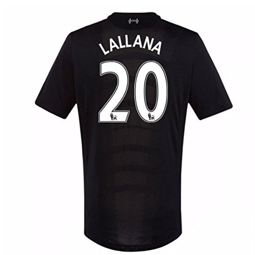 Liverpool Away Shirt 'Lallana 20' 2016-17