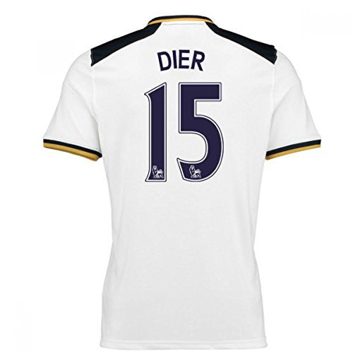 Tottenham Home Shirt (Dier 15) 2016-17