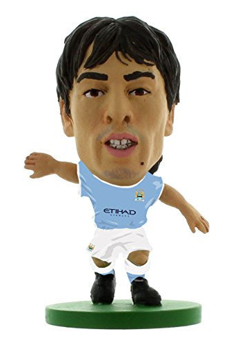 Manchester City Toy Figure David Silva