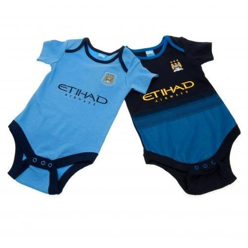 Manchester City Baby (Infant) Bodysuits 2014 - 2015