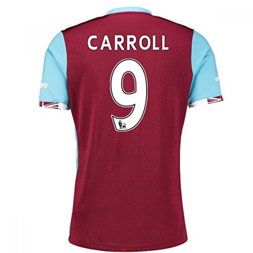 West Ham Home Shirt (Carroll 9) 2016-17