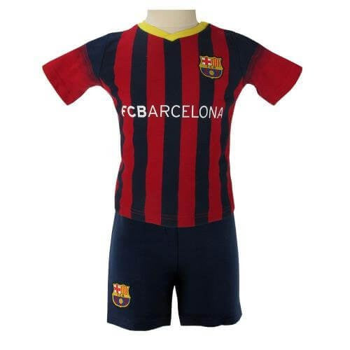 FC Barcelona 2 Piece Short Set