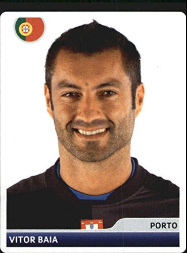 2006-07 Panini UEFA Champions League Stickers #242 Vitor Baia - NM-MT