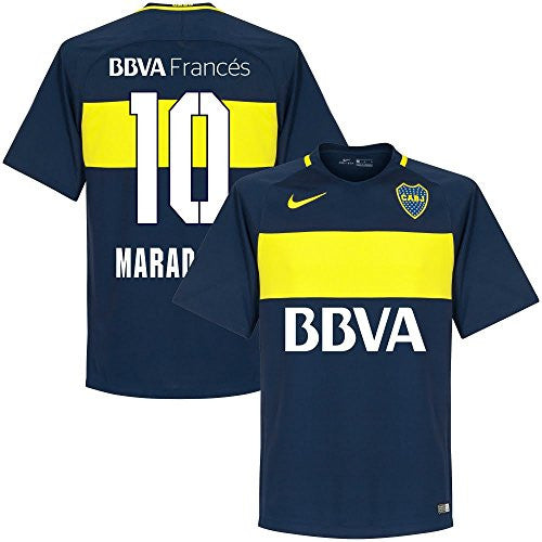 Boca Juniors Home Maradona Jersey 2016 / 2017