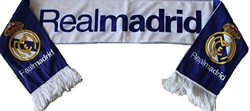 Real Madrid FC Fan Scarf