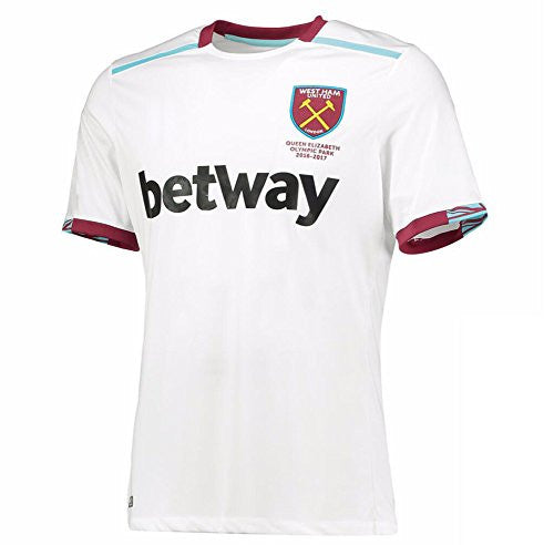 West Ham United FC Away - DIY Name and Number 2016 2017