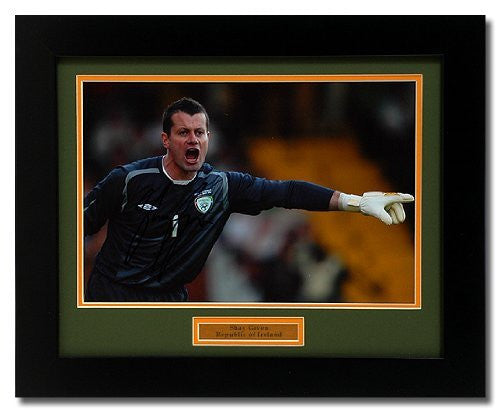 Shay Given Hand Signed Framed Photo (PP356)