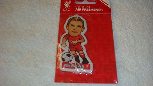 Liverpool FC Henderson Car Air Freshener