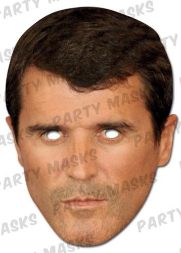Roy Keane Celebrity Face Mask