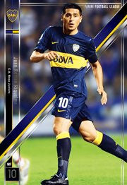 Juan Roman Riquelme / Panini Football League/ PFL04-084/ Boca Juniors