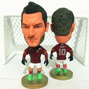 AS Roma Francesco Totti Toy Figure