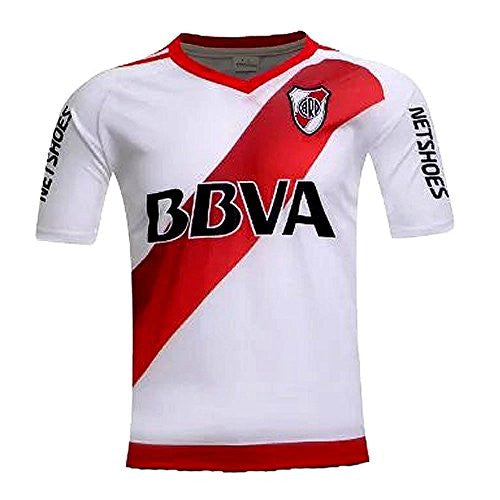 CLUB ATLETICO RIVER PLATE WHITE SOCCER JERSEY