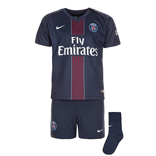 2016-2017 PSG Home Nike Baby Kit