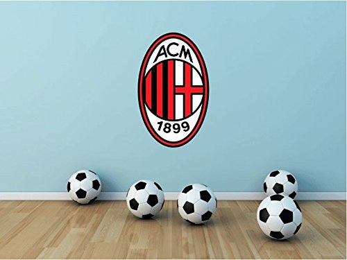 A.C. Milan Wall Art