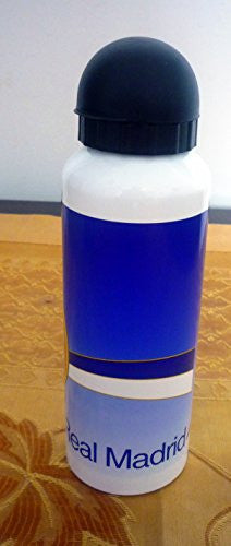 Real Madrid Aluminum Water Bottle