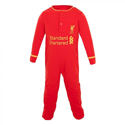 Liverpool FC Little Liver Baby Sleepsuit